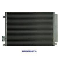 Condensador Novo Palio / Novo Uno 1.0 8v/ 1.4 8v/1.6 10-11