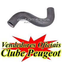 Mangueira Inferior Do Radiador Peugeot 206 1.6, Nova C/ Nota