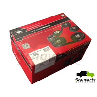 Kit Correia Dentada Tensor 206 207 Hoggar C3 1.4 8v Flex