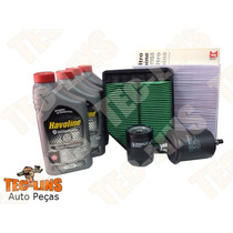 Kit Filtros/ar/ Oleo/combustivel/oleo/cabine New Civic1.8