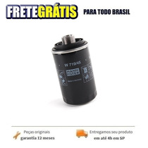 Filtro De Oleo Do Motor Golf 2.0 Tsi 2009-2012 Original