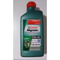 Óleo Castrol Magnatec 5w40 Original Vw 100% Sintético