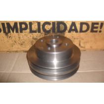 Polia Dupla Direção Hidráulica Bomba De Áqua Gm D10 D20 C10