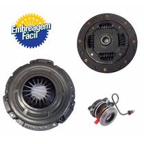 Kit Embreagem Corsa Hatch Premium 14 8v Econoflex C/ Atuador
