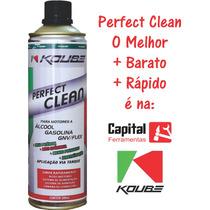 Perfect Clean Koube Para Motores A Álcool/gasolina/gnv/flex
