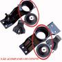 2 Bucha Refil Coxim Calço Superior Motor Pajero Tr4 Io