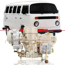 Carburador Brosol Kombi Motor 32-pdsit 1.6 Alcool 91-96 Ld