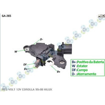 Regulador Voltagem Toyota Hilux - Gauss