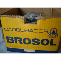 Carburador Brosol 1.8 Gasolina Motor Ap Novo Original