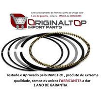 Jogo Anel Motor Std P/4 Fiat Uno 1.5 8v Sevel 85