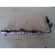 Flauta Da Injeção Corolla 1.8 16v 05 A 08 Flex C/ Regulador