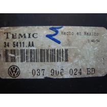Modulo De Injeção Vw Golf 2.0 95/97 Serial - 037906024 Bd !