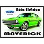 Sensor Bóia Nível De Combustivel Ford Maverick Padrão Ori®