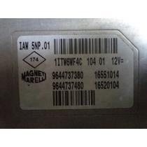 Modulo De Injeção Peugeot 206 1.0 16v Iaw 5np.01 Semi Novo