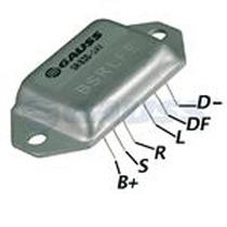 Regulador De Voltagem Para Hitachi - Ga830 - Gauss