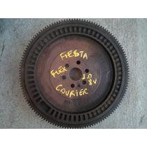 Volante Motor Fiesta / Courier 1.0 8v Flex 5s6g6375ab Origin