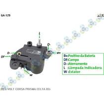 Regulador Voltagem Fiat Linea - Gauss