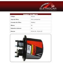 Filtro De Combustível Honda Civic 1.8 90 A 92
