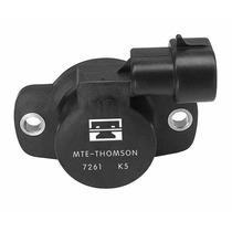 Sensor Mte 7261 Tps Da Posição Da Borboleta Do Tbi Peça Nova