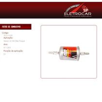 Filtro De Combustível Fiat Siena 1,6 16v Stile Torque 01 À 0