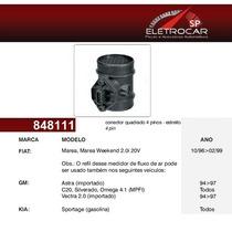 Sensor De Fluxo De Ar Gm Chevrolet As, Vectra 2.0 Importado