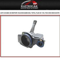 Anti-chama Do Motor Volkswagem Gol Total Flex 8v 16v, Fox 20
