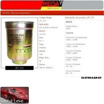 Filtro De Combustível - Hilux Sw4 3.0 Diesel 97 Em Diante
