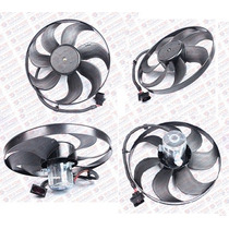 Eletroventilador Do Radiador Vw Golf Fox Polo Audi A3 - Novo