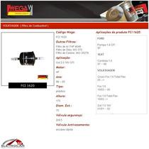 Filtro De Combustivel Vw Volkswagem Gol 2.0 16v Gti 98 À 00