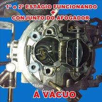 Carburador Tldf Uno R 1.6 - De 10/91 Á 12/91 Álcool Weber
