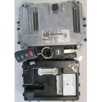 Kit Code Modulo Ecu Central Injecao Nissan Sentra 0261s04818