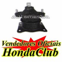Coxim Dianteiro Do Motor Accord 2003 À 2007, Novo Com Nota