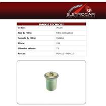 Filtro De Combustível - Hilux 2.4 8v Gasolina 93 A 96