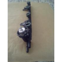 Flauta Coletor Comb Dos Injetores Com Valvula Motor Zetec Ro