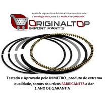 Jogo Anel Motor Std P/5 Fiat Marea 2.0 20v Turbo