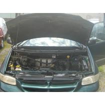 Motor Chrysler Caravan V6 3.3 Em Perfeito Funcionamento!
