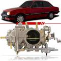 Carburador Chevette 1600 Solex Brosol 86 87 Completo Alcool