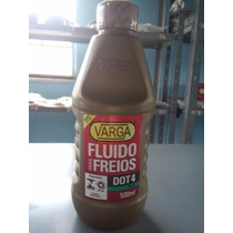 Óleo De Freio Varga Dot4 500ml