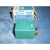 Rele Do Desembaçador Do Vidro Tras.omega-93/94/calibra-94/95