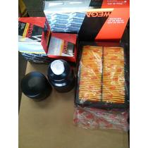 Kit Filtros Combustivel / Oleo Do Motor E Ar Frontier Sel