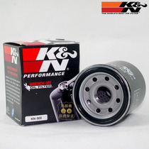 Filtro De Óleo K&n Para Kawasaki Zx/z750/z1000 Kn-303 Cód.:0