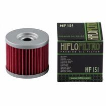 Filtro De Óleo Hiflo Hf151 ( Bmw F650gs, G650gs)