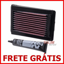 Filtro Ar K N Kn - Ya6604 - Yamaha Xt660r Xt 660 R 660r