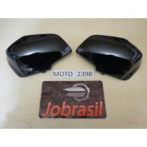 Moto 2398 Cobertura Garfo Biz 100+ Ano 2004 2005 Azul
