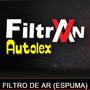 Filtro De Ar (espuma) Xtz 125 - Filtran