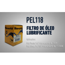 Filtro De Oleo Fiat Punto 1.4 T-jet 2009 Em Diante