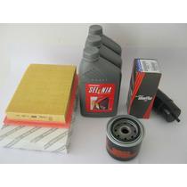 Kit Troca Oleo Filtros Uno Mille Elx Ep Ex Sx Smart