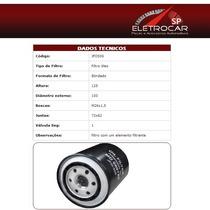 Filtro De Óleo Mitsubishi L200 2.5 Gls Turbo Diesel 01 A 07
