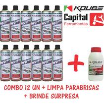 12 Un Perfect Clean Koube Álcool/gasolina/gnv/flex + Brinde
