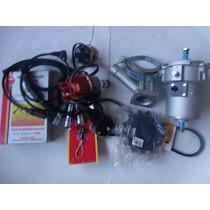 Alternador 55a+ignição Eletrônica+cabo Velas Ngk Fusca Kombi